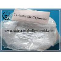 Buy cheap Muscle Growth Testosterone Cypionate Testosterone Steroid CAS 58-20-8 from wholesalers