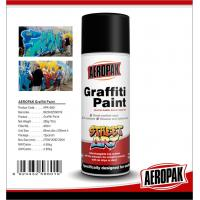 Aeropak Non Toxic Artist Graffiti Spray Paint With Hand Held Pressurized Can for sale