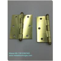 High Durability Steeple Tip Hinges Wide Application Furniture Accessories High Precision for sale