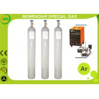 Wholesale 50L Cylinder Argon Welding Gas Ultra High Purity Non Reactive from china suppliers