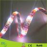 Waterproof Ip65 LED Ribbon Tape Light , 12v / 24v Outdoor Led Strip Lighting for sale