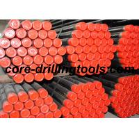 China 3m / 1.5m Wireline Drill Rods , High Efficiency Metric Drill Rod Steel on sale