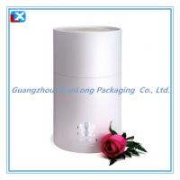 Wholesale white packing paper tube from china suppliers