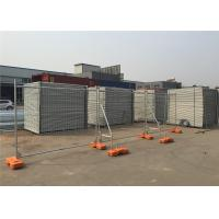 Wholesale Temporary Fencing Panels SouthLand Imported Fence Panels Low Price 2.1mx3.0m from china suppliers