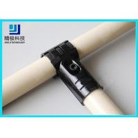 Quality T Type Rotating Joints Metal Fitting For Industrial Pipe Rack System HJ-10 for sale