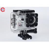 Buy cheap Silver Ef60b Outdoor HD Mini Sport DV , 1080p Manual Wifi Action Camera from Wholesalers