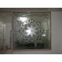 Wholesale Thermal Insulation Decorative Bathroom Window Glass 1.6-3 Cm Thickness from china suppliers