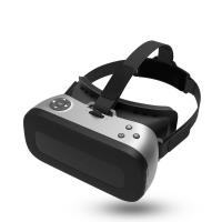 Wholesale 3D Virtual Reality Glassess all in one vr headset Support support earphone&BT remote from china suppliers