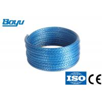Wholesale Blue Color 6mm 15mm 16mm Pilot Wire Nylon Braided Polypropylene PP Rope from china suppliers