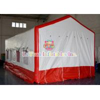 Buy cheap Rescue Air Tight Inflatable Camping Tent CE14960 Europea Safety Standard from wholesalers