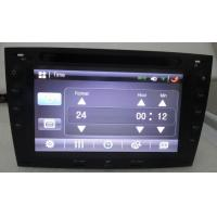 Wholesale Ouchuangbo autoradio DVD GPS double din stereo Renault Megane 2 Dutch Russia language from china suppliers