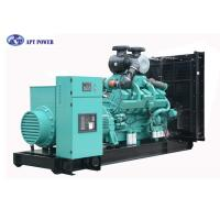 Compact 1250 kVA Cummins Standby Diesel Generator 1000kW For Industrial for sale