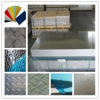 Wholesale Alloy 1100 3003 Smooth Reflective Aluminum Sheet Plate Hot Rolling and Cold Rolled from china suppliers