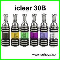 China e cig wholesale innokin itaste iclear 30B clearomizer dual coil on sale on sale