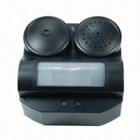 Wholesale PIR Motion-activated Animal/Sensor Mouse Repeller, Powered by 4pcs AA Batteries from china suppliers