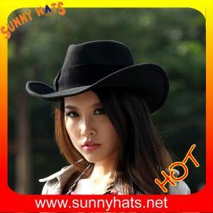 China Wool felt Cowboy hats on sale