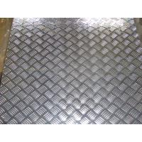 Quality Aluminum Checquered Plates Diamond /5 bars pattern with paper interleveled 1100 for sale