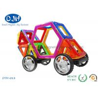 Wholesale DIY 3D Multicolour Educational Toy Magnets Magnetic Power Building Blocks from china suppliers