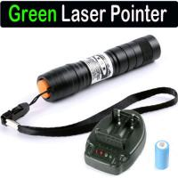 China 5mW 532nm Green Visible Beam Laser Pointer With  Battery For Astronomy, Office Meeing on sale