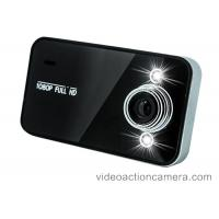Buy cheap Car Camera Full HD 1080P Dash Cam With Night Vision , 50/60HZ Requency from Wholesalers
