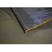 China Polyester Cationic Dobby Weave Fabric For Suit Covers Customize Color on sale