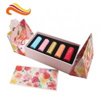 China Luxury Custom Printed Fancy Cardboard Paper Lipstick Cosmetic Gift Set Packaging Box for sale
