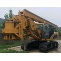 Buy cheap Rotary Drilling Rigs TR180D ; Max Hole Diameter 1800mm ; Max drilling depth 60m ; Engine model CAT C - 7 ; from Wholesalers