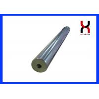 Rare Earth Permanent Magnet Rod High Gauss Neodymium Magnets Free Sample for sale