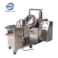 Wholesale Byc-400A Sugar Coating Machine for Tablet with liquid supply device from china suppliers
