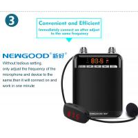 FM Professional headset wireless headset microphone for Tour Guides, Teachers,