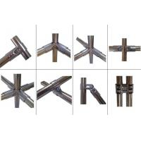Wholesale Slivery Steel Pipe Jointing Polishing Chrome Plated Surface Treatment from china suppliers