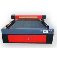 Wholesale 120 Watt Wood Laser Cutting Machine , Laser Cutting Bed For Leather / Acrylic from china suppliers