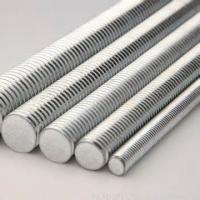 Wholesale threaded rods made of stainless steel or carbon steel from china suppliers