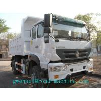 Wholesale SINOTRUK Heavy Duty Dump Truck SWZ 4X2 DUMP TRUCK  Euro 2 from china suppliers