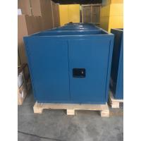Buy cheap Hazardous Waste Storage Cabinets For Laboratory , Paint Safety Storage Cabinets from wholesalers