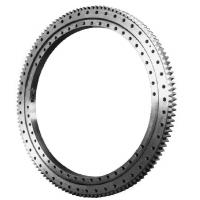 Buy cheap Tower crane slewing bearing from wholesalers