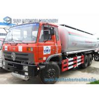 Wholesale 10 Wheel Chemical Tanker Truck 20000 Litres Carbon Steel 210 hp Dongfeng from china suppliers