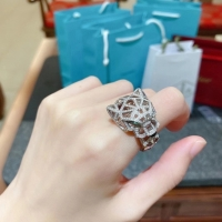 Wholesale 1.18 Carat 392 Diamonds Cartier Jewelry Ring With 2 Emeralds from china suppliers