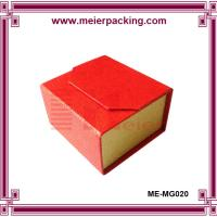 Wholesale Brand jewelry box, ring gift paper box, custom necklace paper box ME-MG020 from china suppliers