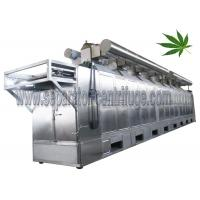 Wholesale Mesh Industrial Large Capacity Conveyor Belt Dryer Machine For CBD Hemp Leaves from china suppliers