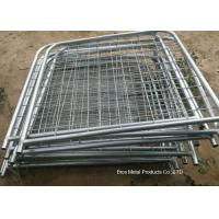 Wholesale Pre Galvanized Steel Wire Farm Mesh Fencing 4 FT For Livestock Protection I Type from china suppliers