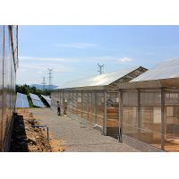 Wholesale CE Mounting Greenhouse Solar System Tin Film Module Support Structure from china suppliers