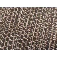 Wholesale Copper knitted demister pad & mist elininator from china suppliers