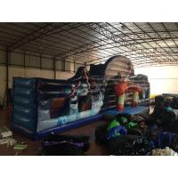 Buy cheap Best sale inflatable star wars fun city PVC inflatable square sharp jumping from wholesalers
