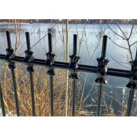 Hot sale garrison fence (factory, ISO 9001 certificate ) for sale