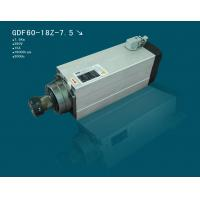 Hqd high speed spindle air cooling spindle motor of for High speed motors inc