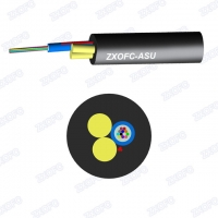 Wholesale SM MM 24cores ASU Self Supported Optic Cable G652D G655 G657 A1 from china suppliers