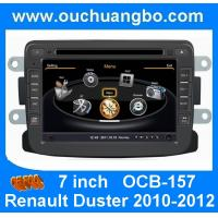 Wholesale Ouchuangbo Car Radio GPS Navigation for Renault Duster 2010-2012 With S100 DVD Built In 1080P HD video Display from china suppliers