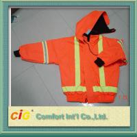Wholesale Waterproof Warmly Reflective Safety Vests with Pockets S - 3XL for Traffic Workers from china suppliers