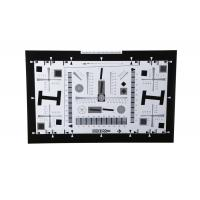 Wholesale 8X Enhanced ISO12233 high resolution test chart iso test chart camera test charts for 21 Megapixel camera 4000 lines from china suppliers